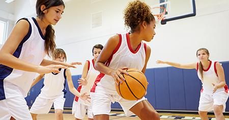 Girls Basketball at Next Level